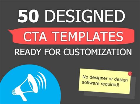 50 call to action templates