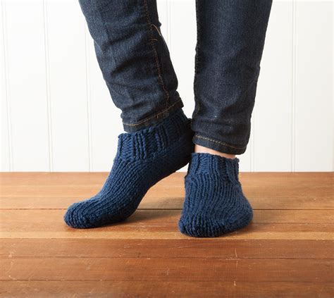 chunky slipper socks chunky slippers free pattern knitpicks staff knitting
