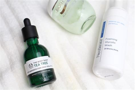 Serum Tea Tree Shop serum anti imperfei 199 213 es tea tree acne e oleosidade controlados pratique beleza