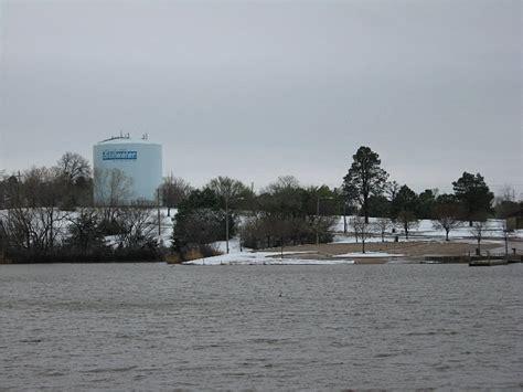 Park Stillwater Ok by Stillwater Ok A Winter At Boomer Lake Park In
