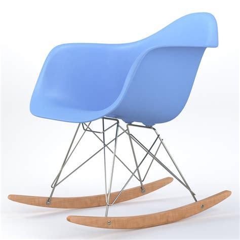 light blue armchair brevim hybrid occasional rocking armchair in light blue