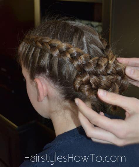 dutch braids  bun tutorial hairstyles