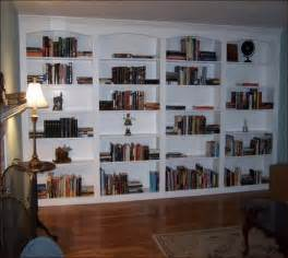 Built In Bookshelves Kit Built In Bookcase Kit Home Design Ideas
