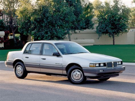 1985 pontiac grand am information and photos momentcar