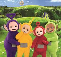 telly tubbies images tv teletubbies are back to say eh oh la times