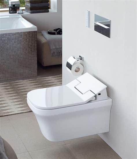 toilette duravit sensowash 174 shower toilet duravit