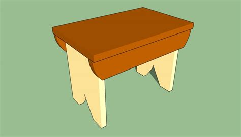 Building A Step Stool by How To Build A Stool Howtospecialist How To Build