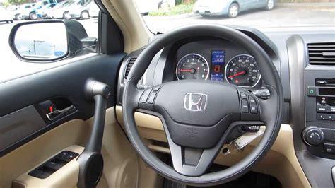 2011 Honda Cr V Interior 2011 Honda Cr V Opal Sage Metallic Stock 131647a