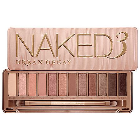 Naked4 4 Eyeshadow Decay 3 decay naked3 palette giveaway