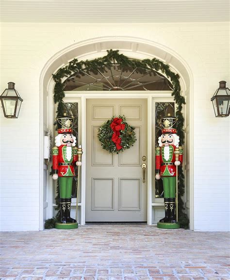 front door christmas decorations christmas front door decorations quiet corner