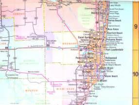 florida wall map up