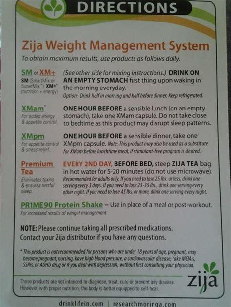 Zija Detox by Zija Weight Management System Http Sherryspringer