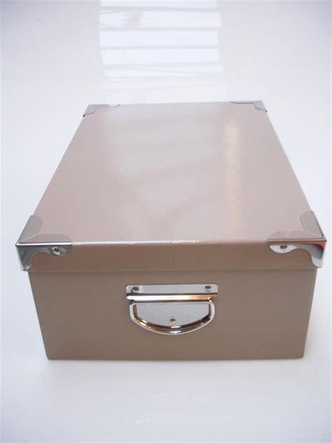Gift Box Storage By Gizelshop brown cardboard craft storage boxes