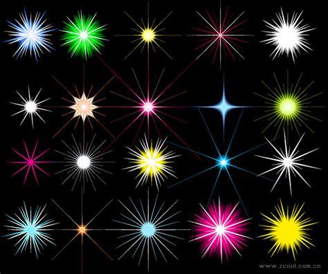 imagenes nike movibles stars shining color vector material download free vector