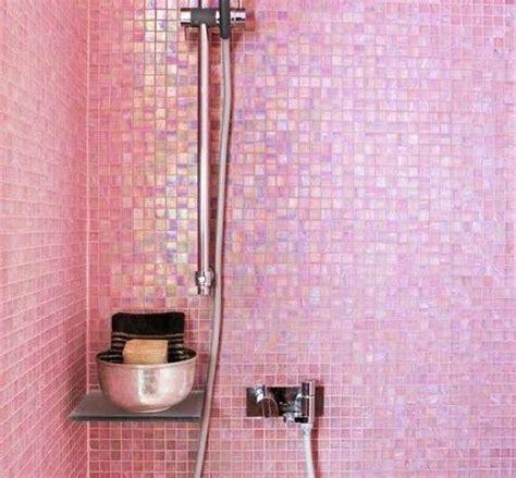 come creare un bagno come creare un bagno total pink con il granito rosa