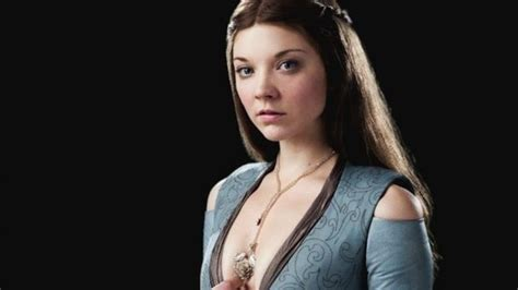 natalie dormer thrones natalie dormer almost turned of thrones