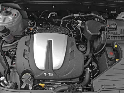 Kia Sorento Engine Size Kia Sorento 2013 Picture 39 Of 45 1280x960
