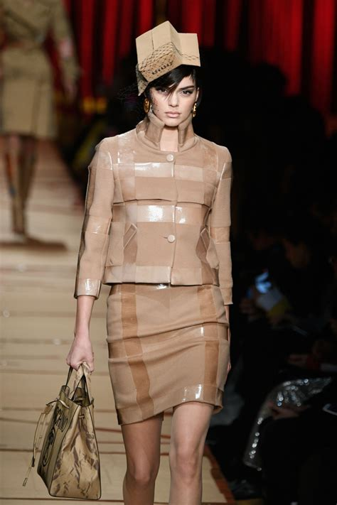 Milan Fashion Week by Kendall Jenner At Moschino Fashion Show At Milan Fashion