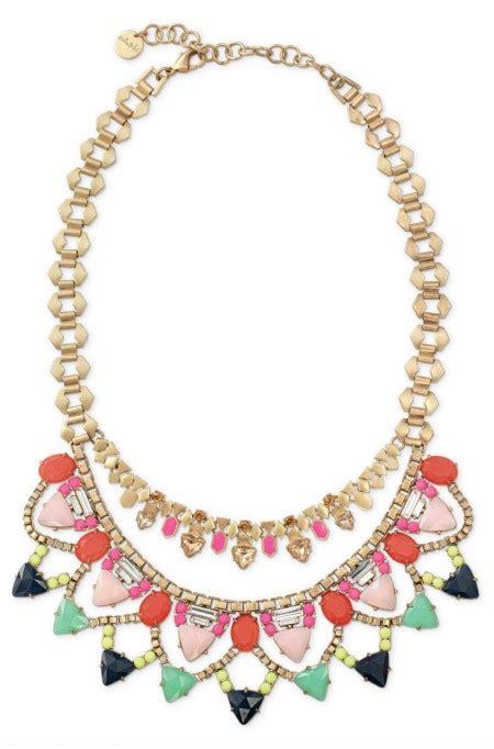 luck necklace lisa rina whitney fields style beauty jewelry blog stella