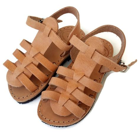 childrens sandals gladiator sandals handmade children sandals