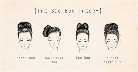 how to do a bun at the base of the neck the best bun hacks tips diys and tutorials from pinterest