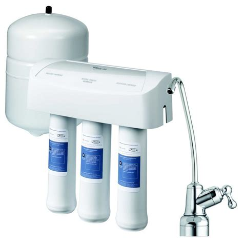 whirlpool under sink water filter whirlpool wher25 reverse osmosis under sink water