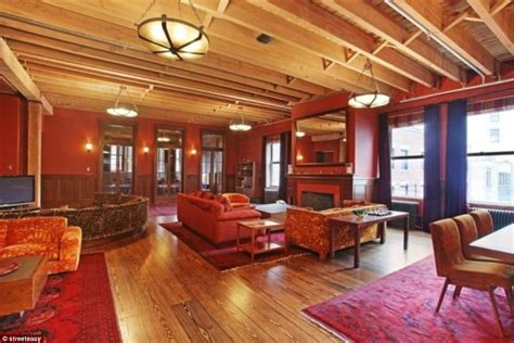 inside s penthouse inside s amazing rustic 20million nyc penthouse daily mail