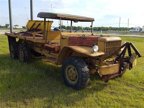 dodge 6x6 truck 1943 wc 63 dodge 6x6