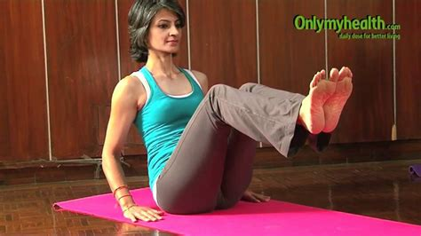 boat pose yoga video boat pose yoga to reduce belly fat onlymyhealth