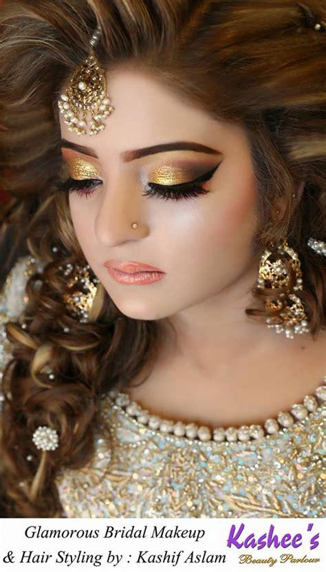 Make Up Warda kashees bridal makeup 2016 saubhaya makeup