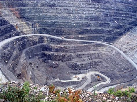 Open Pit Water From Canadian Mine Looks To Be A Billion Years