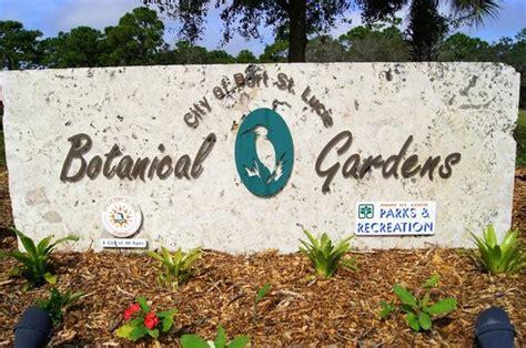 Psl Botanical Gardens Port St Botanical Garden Picture Of Port St Botanical Gardens Port