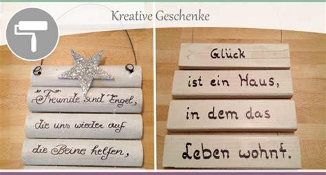 Kreative Weihnachtsgeschenke Selber Machen 3638 by Geschenkidee Zum Selbermachen H 246 Lzerne Wanddeko Wohncore