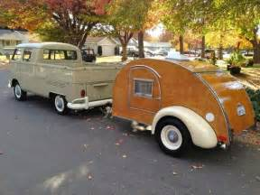 Retro Teardrop Camper For Sale teardrop trailers tiny house talk