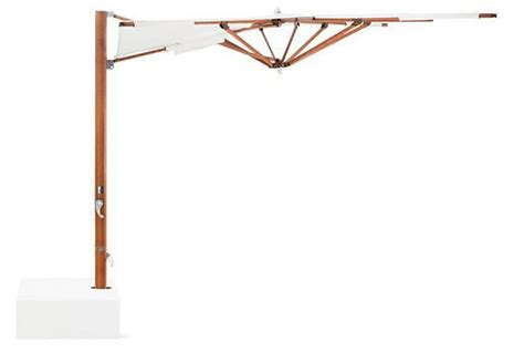 cantilever patio umbrellas wont obstruct  view  star