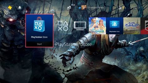 ps4 themes release the witcher 3 wild hunt gets a free ps4 theme to