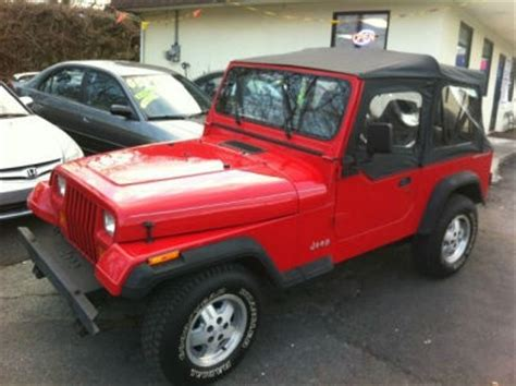 Jeep Wrangler For 5000 Pin By Iseecars On Jeeps Wranglers And More