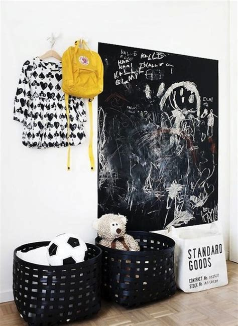 Decorative Chalkboard Ideas by 33 Awesome Chalkboard D 233 Cor Ideas For Kids Rooms Digsdigs