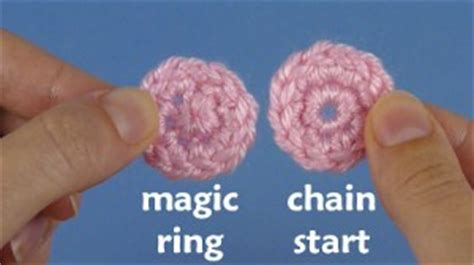 magic circle crochet stitch piece n purl magic circle crochet stitch piece n purl
