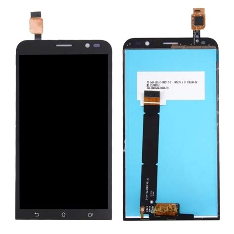 Promo Lcd Touchscreen Asus Zenfone 2 5 5 Ze551 Z00ad replacement for asus zenfone go 5 inch zb500kl lcd screen touch screen digitizer assembly