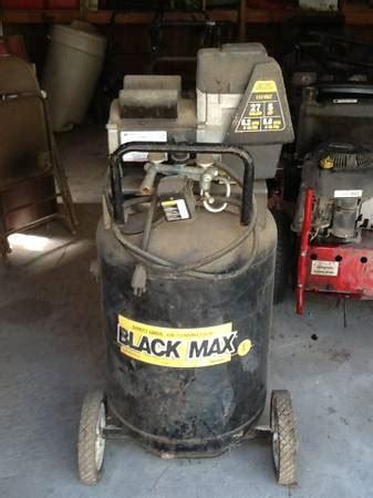 black max air compressor  sale