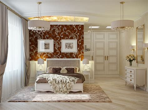 red cream bedroom decor interior design ideas