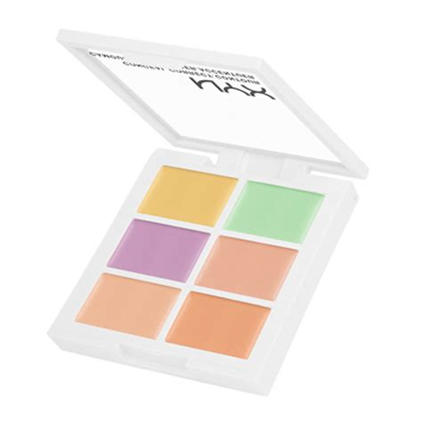 Nyx Color Correcting Palette nyx professional makeup color correcting palette feelunique