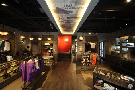 athletic shoe stores chicago new balance shoes chicago marketing success