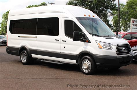 2016 Ford Dually by 2016 Used Ford Transit Wagon Transit T350 Hd Dually