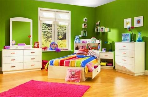 childrens bedroom colour schemes green paint color ideas for kids bedroom home interiors