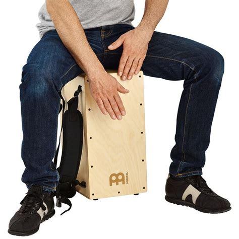 Meinl Ficy 2 Finger Cymbal Percussion Perkusi Metal Effect meinl percussion cajon2go