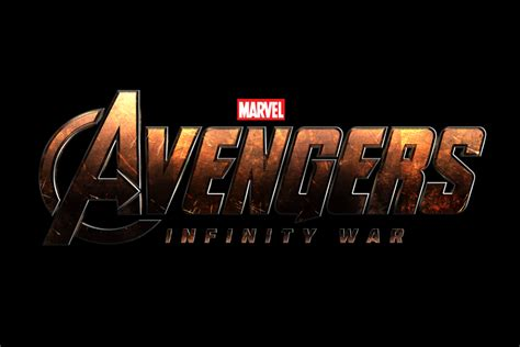 marvel s infinity war the of the marvel s the infinity war logo 2 by mrsteiners