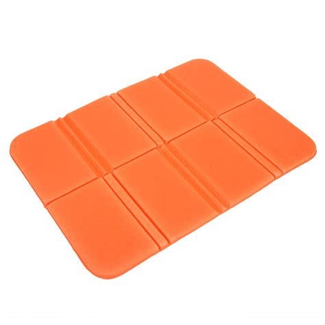 foam bench pad xpe portable outdoor folding foldable foam seat waterproof