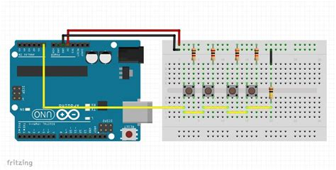 exle arduino switch case multiple buttons on 1 analog pin codebender s blog